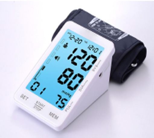 GPRS Blood Pressure Monitor
