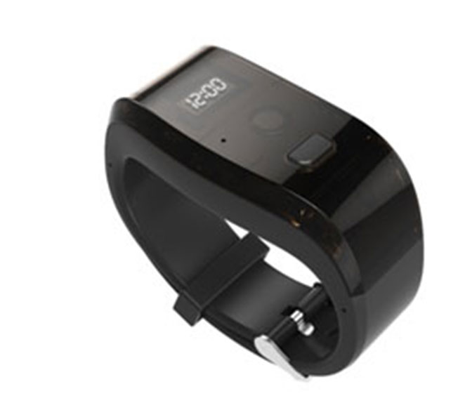 GSM GPRS Activity Tracker Wristband Pedometer