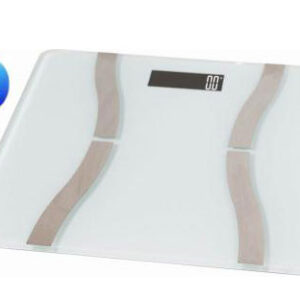 BLUETOOTH BODY FAT SCALE 6 functions WEIGHING SCALE