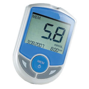 Bluetooth Glucometer Diabetes Testing Monitor glucose meter