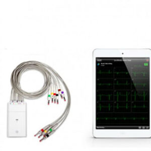 WIRELESS MOBILE ECG MONITOR 12 CHANNELS
