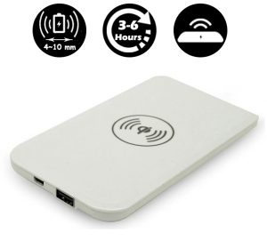 Wireless charger for Wireless Linear Ultrasound Scanner