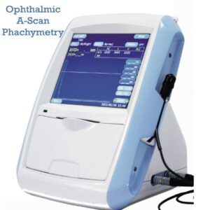 Portable Color Ultrasound Scanner, Ophthalmic A-Scan/ Pachymeter SIFULTRAS-8.2 pic