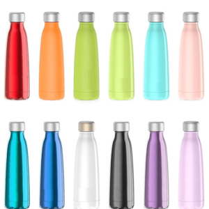 SIFIT-11.1 Smart Connected Water Bottle colors