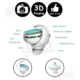 SIFETUS-1.1 MINI SMART UPGROW CAMERA FOR BABY MONITORING ,3D-IMAGING , 4.5 mhz 96E main image