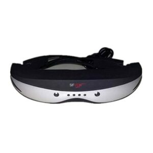 3D head mounted portable vein finder