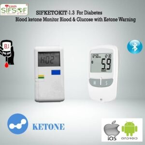 Diabetes Blood ketone & Glucose Monitor SIFKETOKIT-1.3 main pic