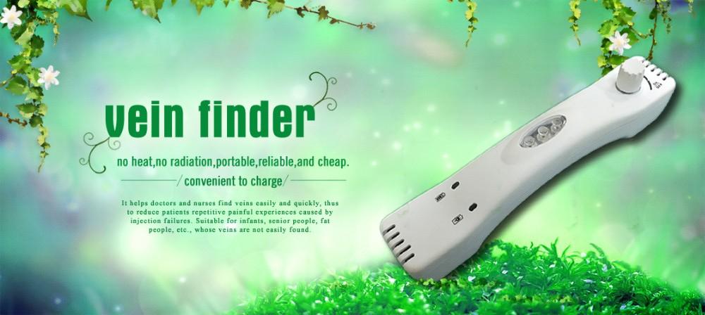 Portable Infrared Vein Finder: SIFVEIN-4.3