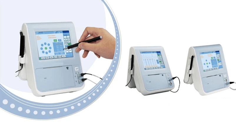 Ophthalmic Ultrasound Scanner: SIFULTRAS-8.23 pic