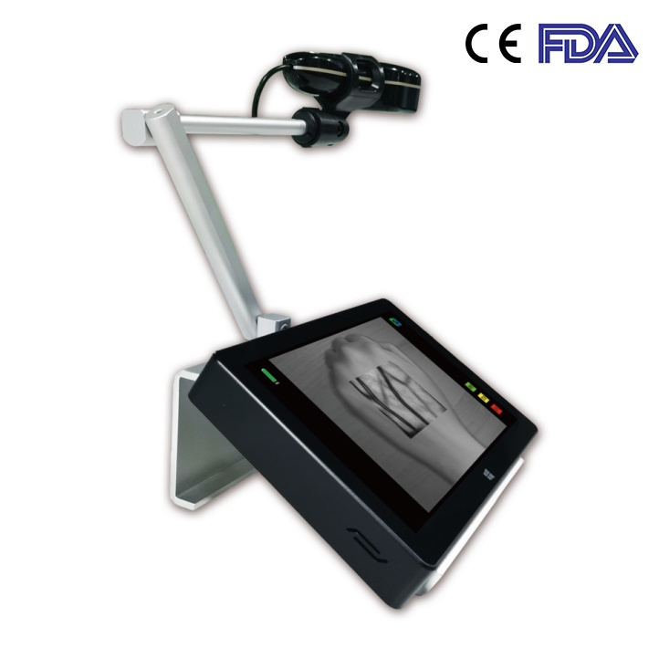 Portable Infrared Vein Finder - Vein detector and vein viewer device -SIFVEIN-5.1
