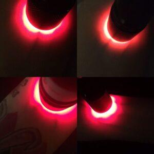 Red LED Lamp Vein Finder SIFVEIN-5.5