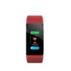 Red Wristband pedometer SIFIT-7.98