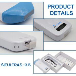 Mini Linear Handheld WiFi Ultrasound Scanner 10-12-14 MHz, SIFULTRAS-3.5 details