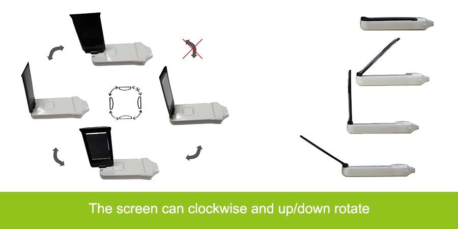 Built-in Screen Linear Ultrasound Scanner SIFULTRAS-5.4 FDA screen