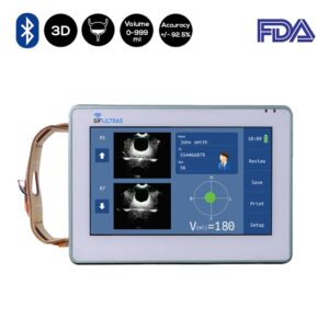 Urology Bladder Ultrasound scanner SIFULTRAS-5.54 FDA main