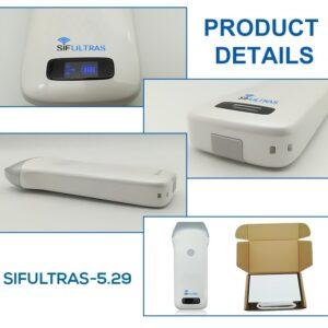 Portable Linear Ultrasound SIFULTRAS-5.29 FDA details