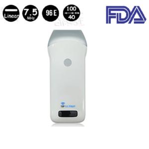 Ultrasound scanner linear probe 7.5MHz