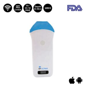 Wireless Linear Ultrasound Scanner SIFULTRAS-3.52 main pic