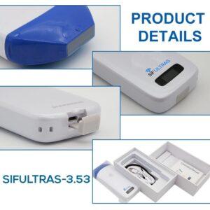 Color Mini Linear Wireless Ultrasound Scanner SIFULTRAS-3.53 details