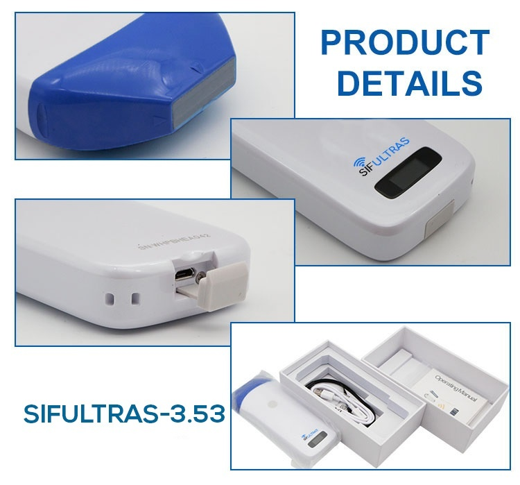 Color Linear Ultrasound SIFULTRAS-3.53