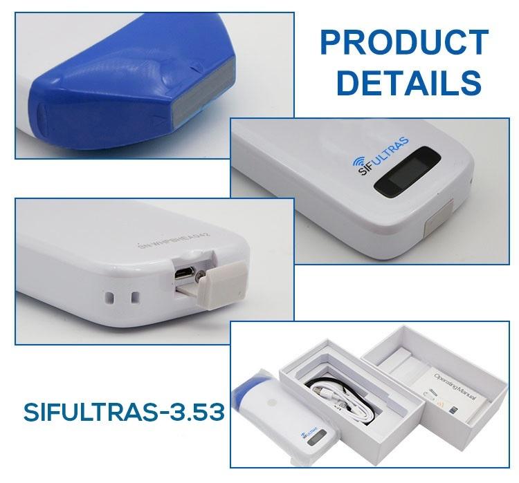 SIFULTRAS-3.53 linear ultrasound details
