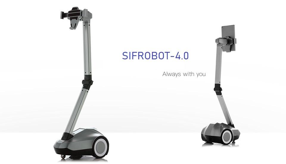 SIFROBOT-4.0 Telepresence Robot