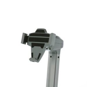 """Telepresence Robot SIFROBOT-4.0 with a Stretchable Fixture Supports 8 and 10""""upper half"""