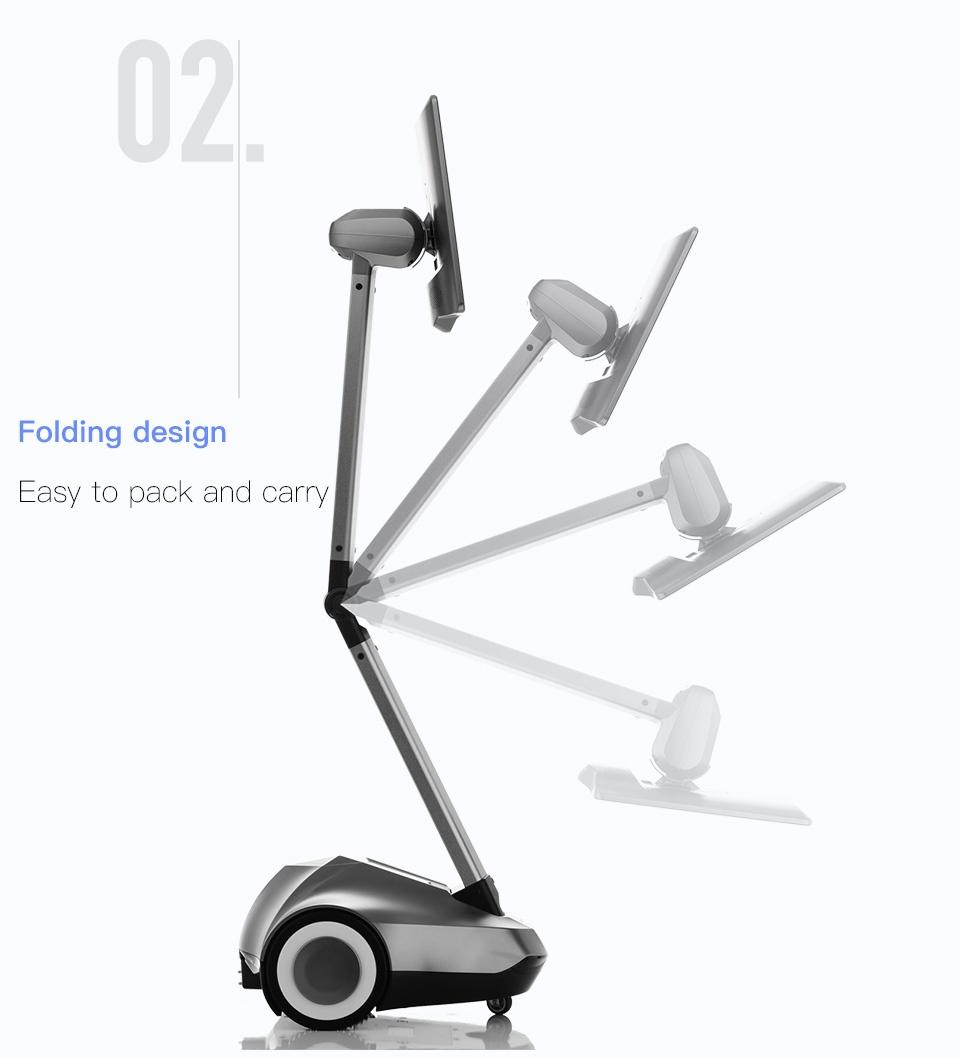 SIFROBOT-4.1 Folding design