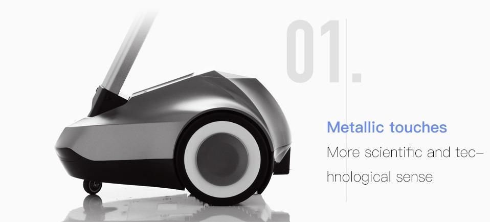 SIFROBOT-4.1 metalic design
