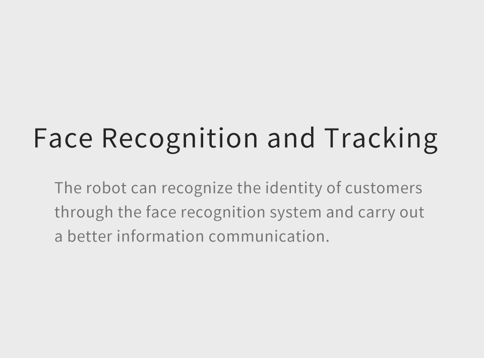 SIFROBOT-4.2 face recognition