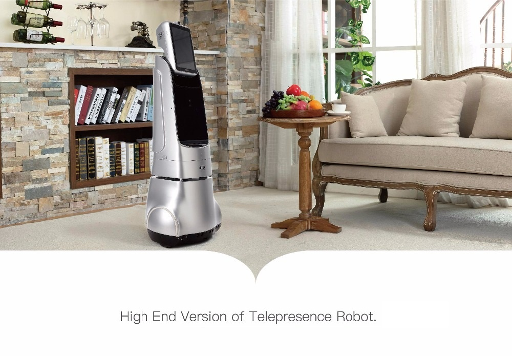 SIFULTRAS-4.3 High end telepresence robot