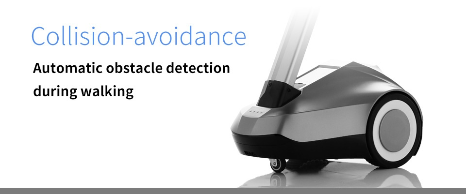 Remote Control Telepresence Robot SIFROBOT-4.1 With Face And Speech Recognition collision avoidance