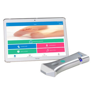 Wireless Mini-Linear Ultrasound Scanner SIFULTRAS-3.54 Color Doppler with pad