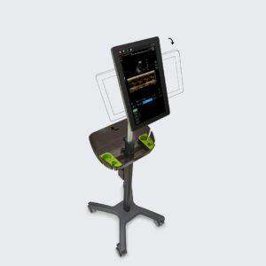 Multi-Head Built-In Screen Ultrasound Scanner SIFULTRAS-4.7