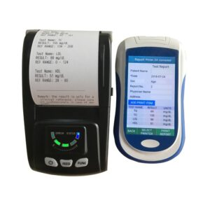 9 in 1 Glucose Meter Multi-Monitoring System SIFGLUCO-3.2 monitor