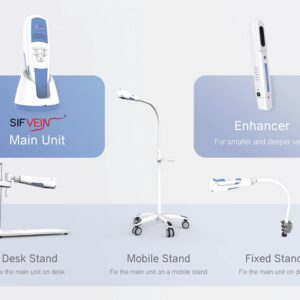 accessories of Vein Finder SIFVEIN-7.2