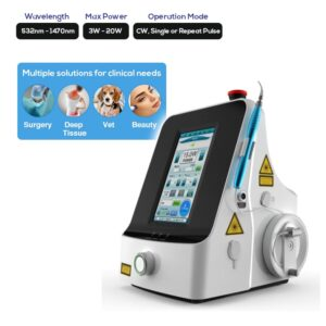 Portable surgery diode laser systems SIFLASER-2.1
