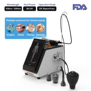 Smart Laser therapy system with multiple solutions - SIFLASER-3.2