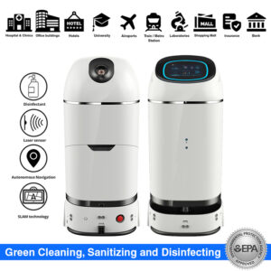 Disinfection Mobile Healthcare Robot SIFROBOT-6.1 main pic