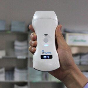 Portable Wireless 3in1 ultrasound scanner - SIFULTRAS-3.32