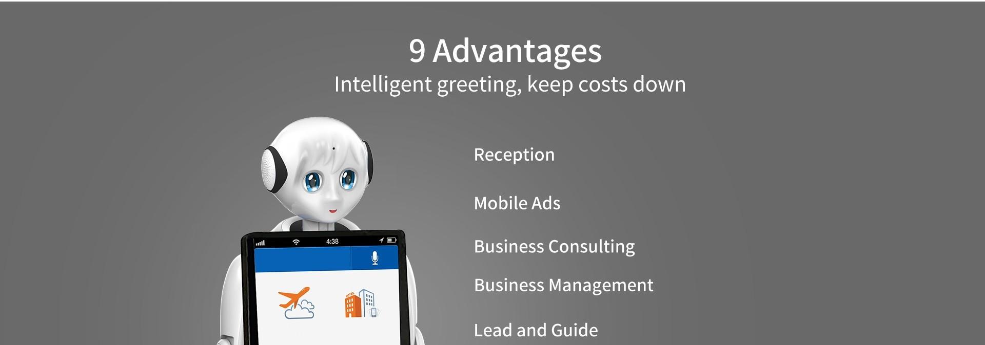 SIFROBOT-5.0 advantages Telepresence Robot