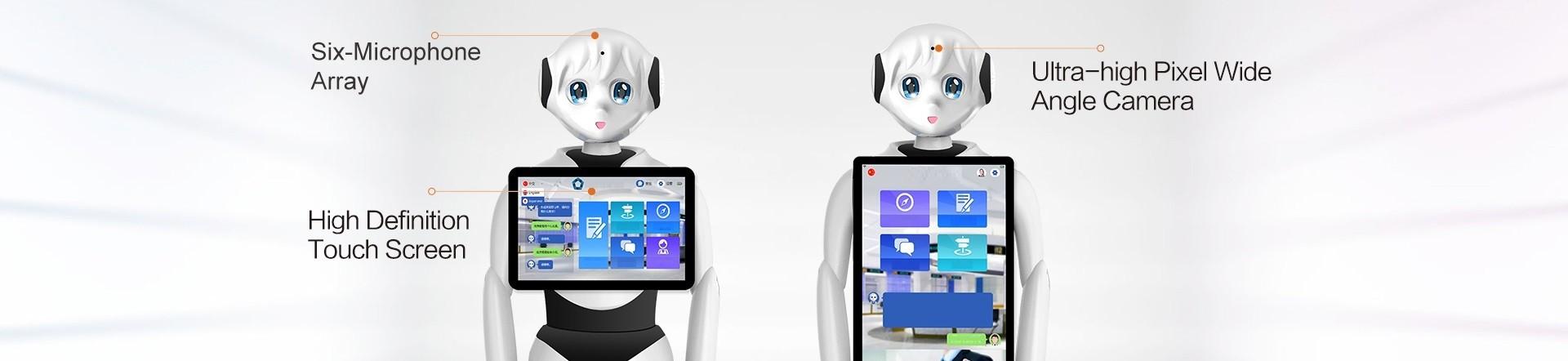 SIFROBOT-5.0 Telepresence Robot