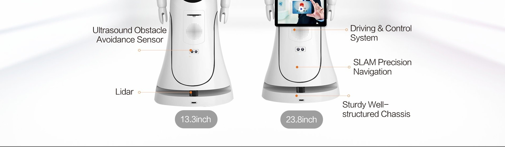 SIFROBTO-5.0 telepresence robot