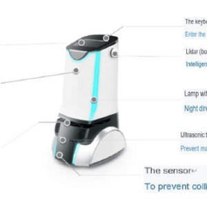 SIFROBOT-6.2 technical specifications