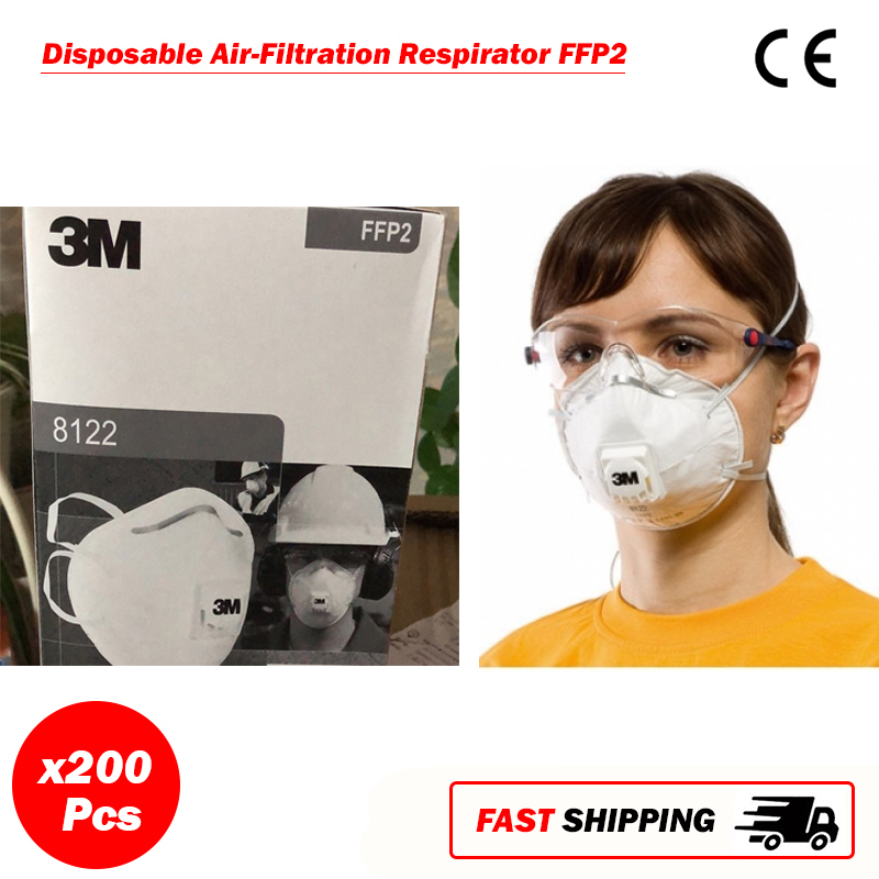 SIFMASK-2.0 : Disposable Air-Filtration Respirator FFP2