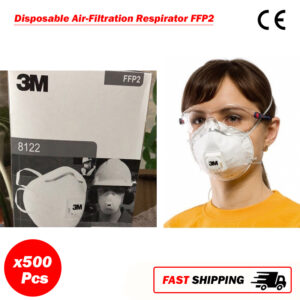SIFMASK-2.0: Disposable Air-Filtration Respirator FFP2