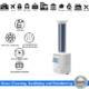 UV Light Disinfection Robot: SIFROBOT-6.5
