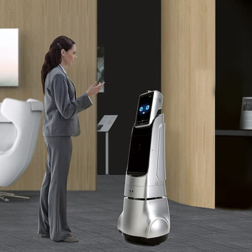 telepresence robot SIFROBOT-4.3