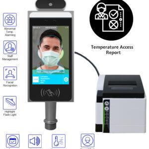 SIFROBOT-7.1 temperature checker face recognition SIFROBOT-7.1-P