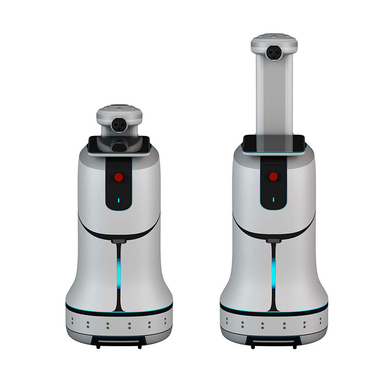 UVC Multifunctional Disinfection Robot SIFROBOT-6.51 main pic